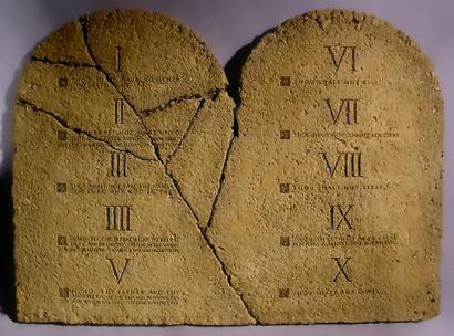 The Ten Commandments Pt.12
