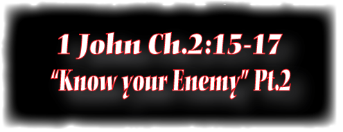Special Message: 5-31-20