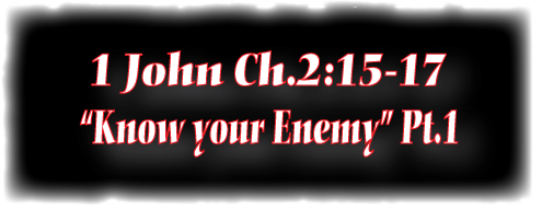 Special Message: 5-22-20