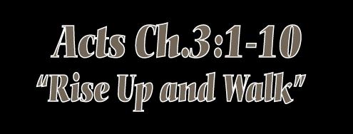 Guest Speaker: Pastor Rod Dodson